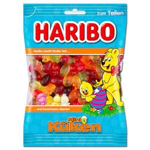 Haribo Mini Küken Fruchtgummi 200g