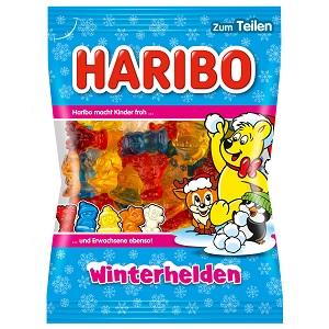 Haribo Winterhelden 175g