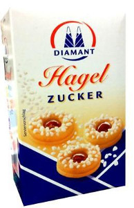 Diamant Hagel Zucker 250g