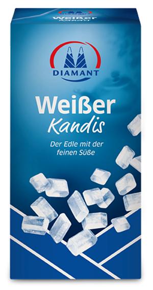 Diamant Weisser Kandis (600g)