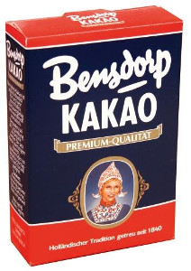 3- Bensdorp Kakao Premium Qualität 250g