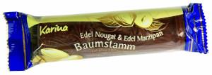 karina Edel Nugat & Edel Marzipan Baumstamm 100g
