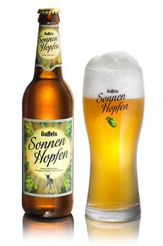 Gaffel Sonnenhopfen Cologne Pale Ale Alk. 4,9% vol 33cl