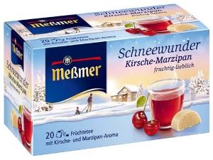 Messmer Schneewunder Kirsche-Marzipan (20er)
