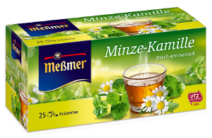 Messmer Minze-Kamille 25 Btl (43.75g)