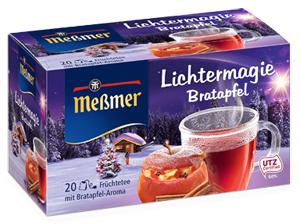 Messmer Lichtermagie Bratapfel 50g