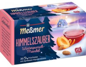 Messmer Himmelszauber Winterpunsch-Mandel 55g für 20er x 2,75g
