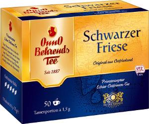1- OnnO Schwarzer Friese 50er x 1,5g