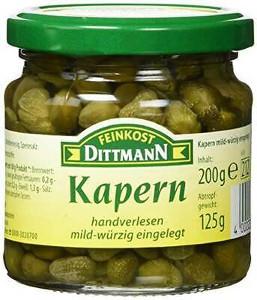 Feinkost Dittmann Kapern 200g