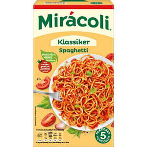 Miracoli Klassiker Spaghetti mit Tomatensauce 616g für 5 Portionen