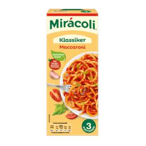 Miracoli Klassiker Maccaroni 359,8g für 3 Portionen