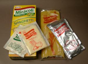 Miracoli Klassiker Spaghetti 265,2g für 2 Portionen