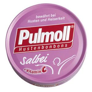 Pulmoll Hustenbonbons Salbei + Vitamin C 75g