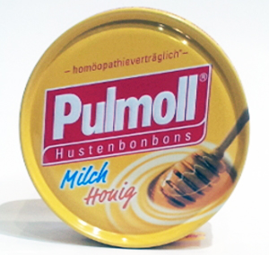Pulmoll Hustenbonbons Milch Honig 75g
