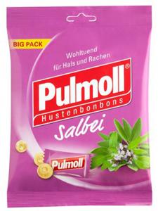 Pulmoll Hustenbonbons Salbei 125g