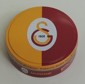 Cupper Sport Bonbons Galatasaray Eisbonbon, zuckerfrei  (50g)
