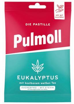 Pulmoll Die Pastille Eukalyptus Zuckerfrei 29 bonbons/ 75g