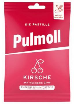 Pulmoll Die Pastille Kirsche Zuckerfrei 29 bonbons/ 75g