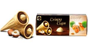 Eichetti Crispy Cups 10er - 100g