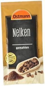 Ostmann Nelken gemahlen 10g