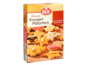 Ruf Backmischung Knusper Plätzchen (450g)