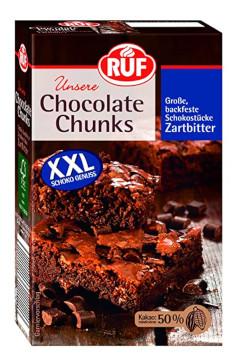 Ruf Unsere Chocolate Chunks Zartbitter 100g