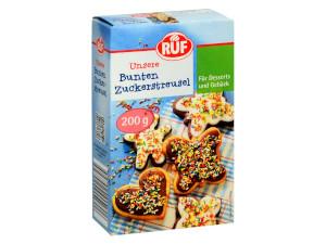 Ruf Unsere Bunten Zuckerstreusel 200g