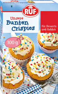 Ruf Unsere Bunten Crispies 100g