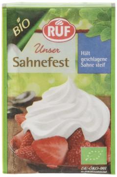 5- Ruf BIO Sahnefest 4er x 8g