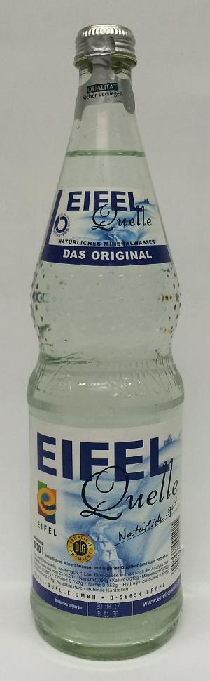 Eifel Quelle Natürliches Mineralwasser (0,7 L)
