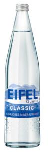 Eifel Quelle Natürliches Mineralwasser 70cl