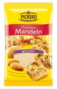 Pickerd Mandeln gemahlen 100g