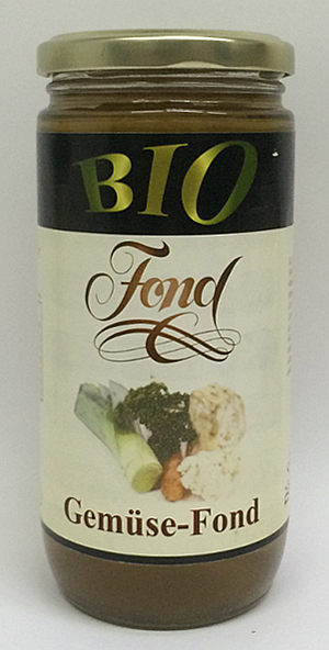 BIO Gemüse Fond 380ml