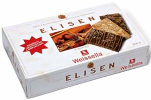 Weissellla Elisen Feinste Nürnburger Lebkuchen 3 fachsortiert 300g