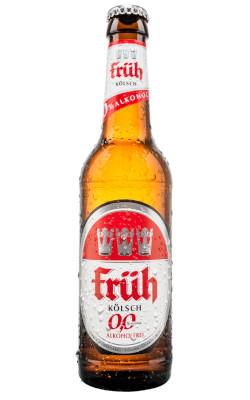 Früh Kölsch 0,0% Alkoholfrei 33cl