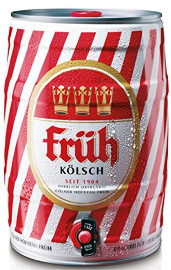 Früh Kölsch Fass Alk. 4,8% vol 5 litres