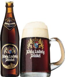 König Ludwig Dunkel 5.1% Alk - 50cl