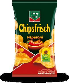 Funny frisch Chipsfrisch Peperoni 175g