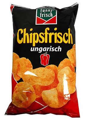 Funny Frisch ungarisch Chipsfrisch 175g