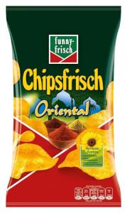 Funny Frisch Chipsfrisch Oriental 175g