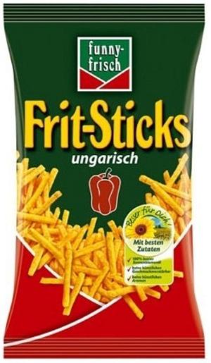 Funny Frisch Frit-Sticks ungarisch (100g.)