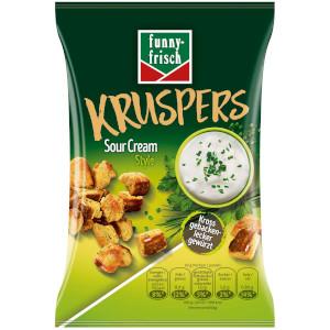 Funny-Frisch Kruspers Sour Cream Style 120g