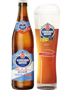 Schneider Weisse Alkoholfrei Weissbier Tap 03 Alk. <0.5% vol 50cl
