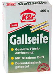 K2r Gallseife 100g
