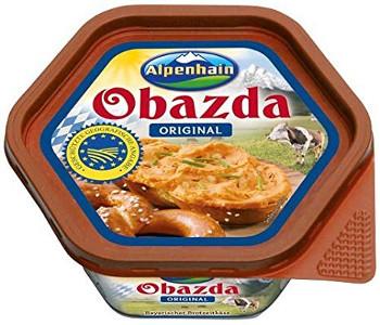 Alpenhain Obazda Original 125g