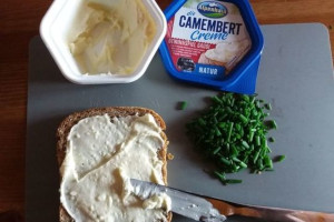 Alpenhain die Camembert Creme Natur 125g