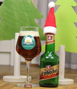 Einbecker Weihnachtsbier Alk. 5,3% vol 33cl