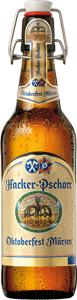 Hacker Pschorr Oktoberfest Märzen Alk. 5,8% vol 50cl x 4er
