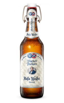 Hacker-Pschorr Hefe-Weisse Alk. 5,5% vol 50cl
