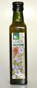 Bio Leinöl kaltgepresst 250ml